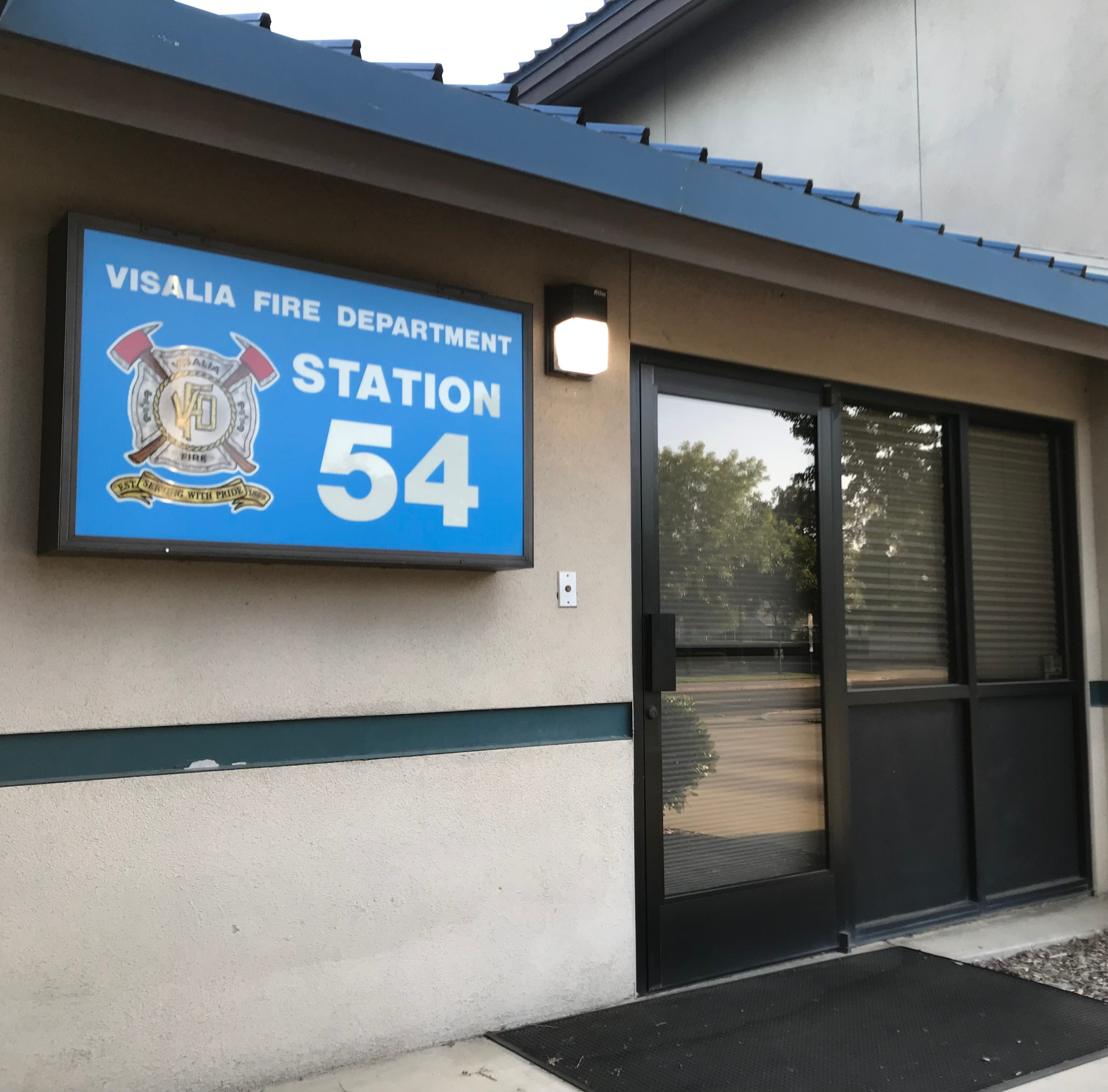 Visalia man hurls hedge clippers at fire station windows, picks fight with motorists