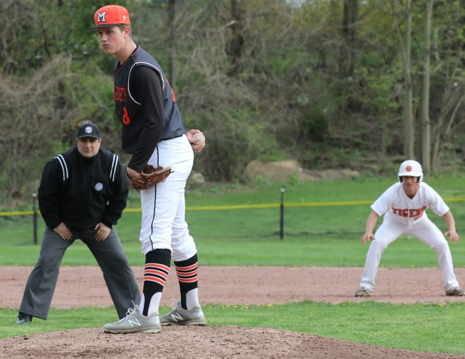 Mamaroneck wins the first Kittle Cup defeating White Plains 3-1 at White Plains High School April 29, 2019.  The game is in honor of former coach and umpire Dick Kittle, who passed away in 2017.