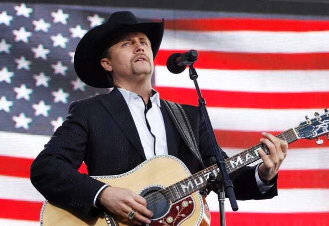 Country performer John Rich will be joined by Cowboy Troy and Sam Grow for a free concert Saturday at Dover International Speedway for the track's 50th anniversary.