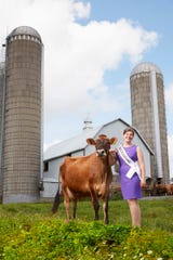the people standing behind Wisconsin's food, fuel and fiber production inspired Kaitlyn Riley to apply for the position of Alice in Dairyland. Her run as the state's 71st ag ambassador will end next week.