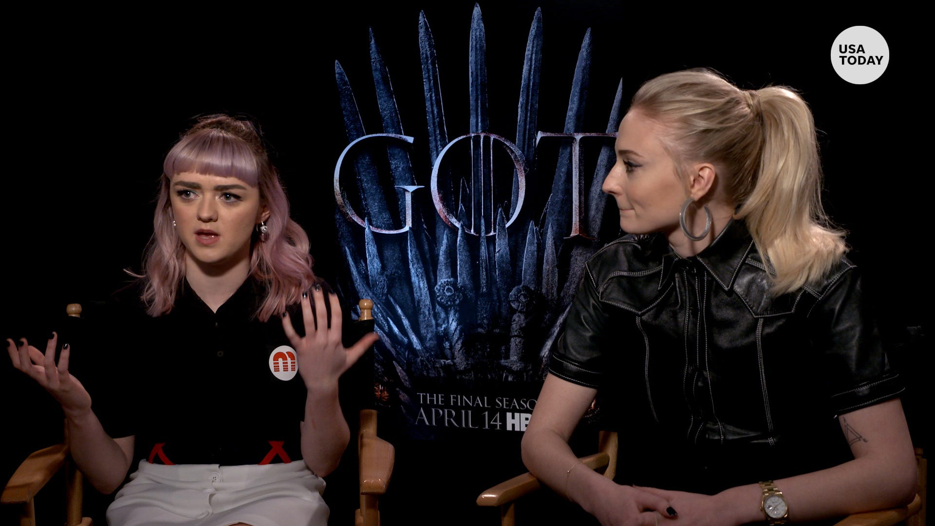 'Game of Thrones' stars reveal what they say when asked about spoilers