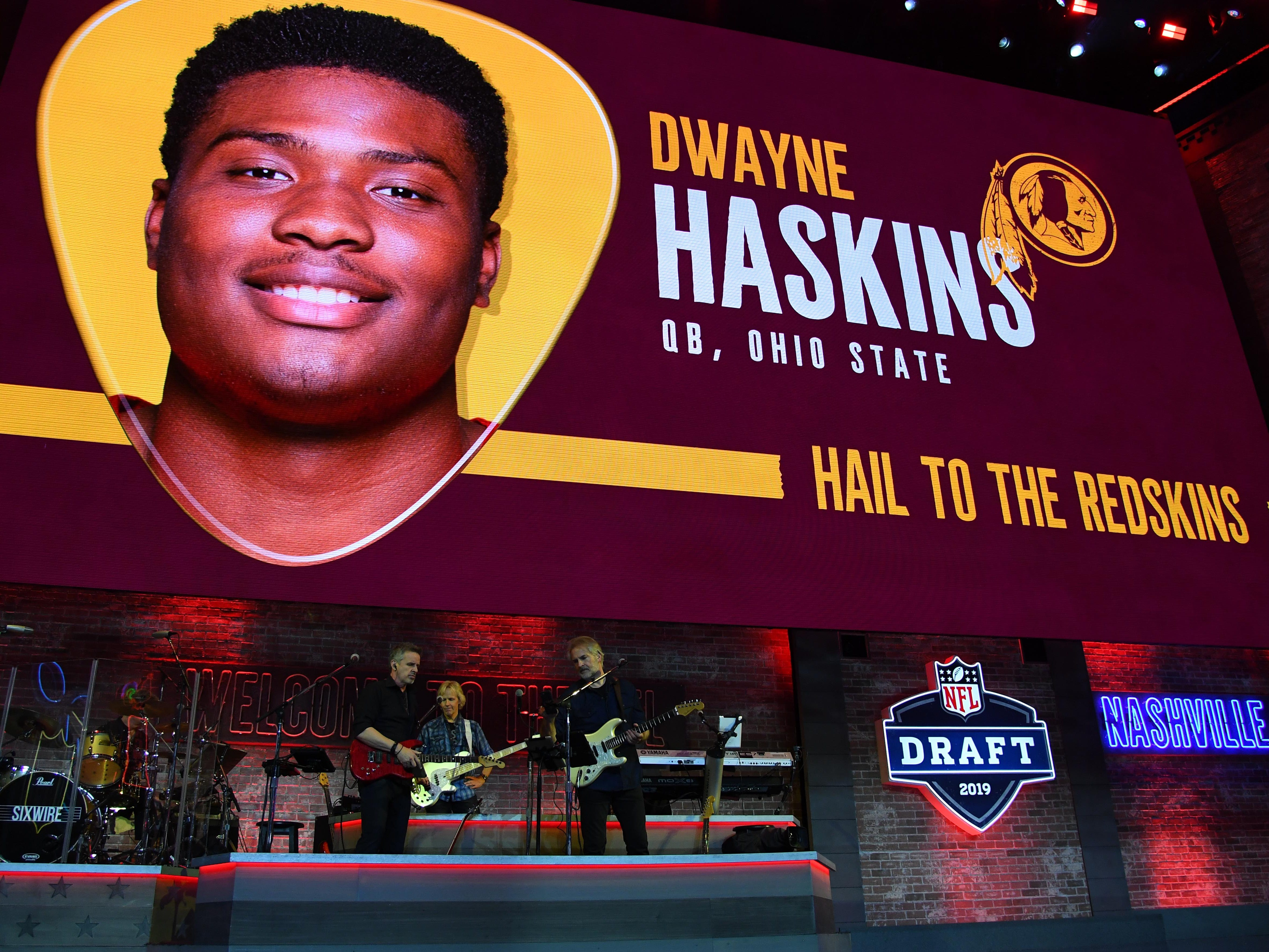 27. Redskins (31): Soup to nuts, really nice crop of rookies after patiently waiting on Dwayne Haskins, then targeting Montez Sweat. Now will that patience persist?