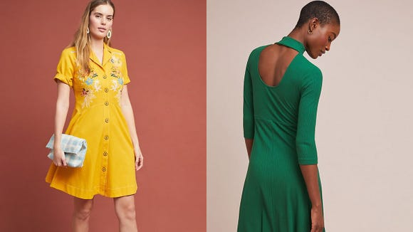 Take an extra 40% off sale items during the last day of Anthropologie's sale-on-sale event.