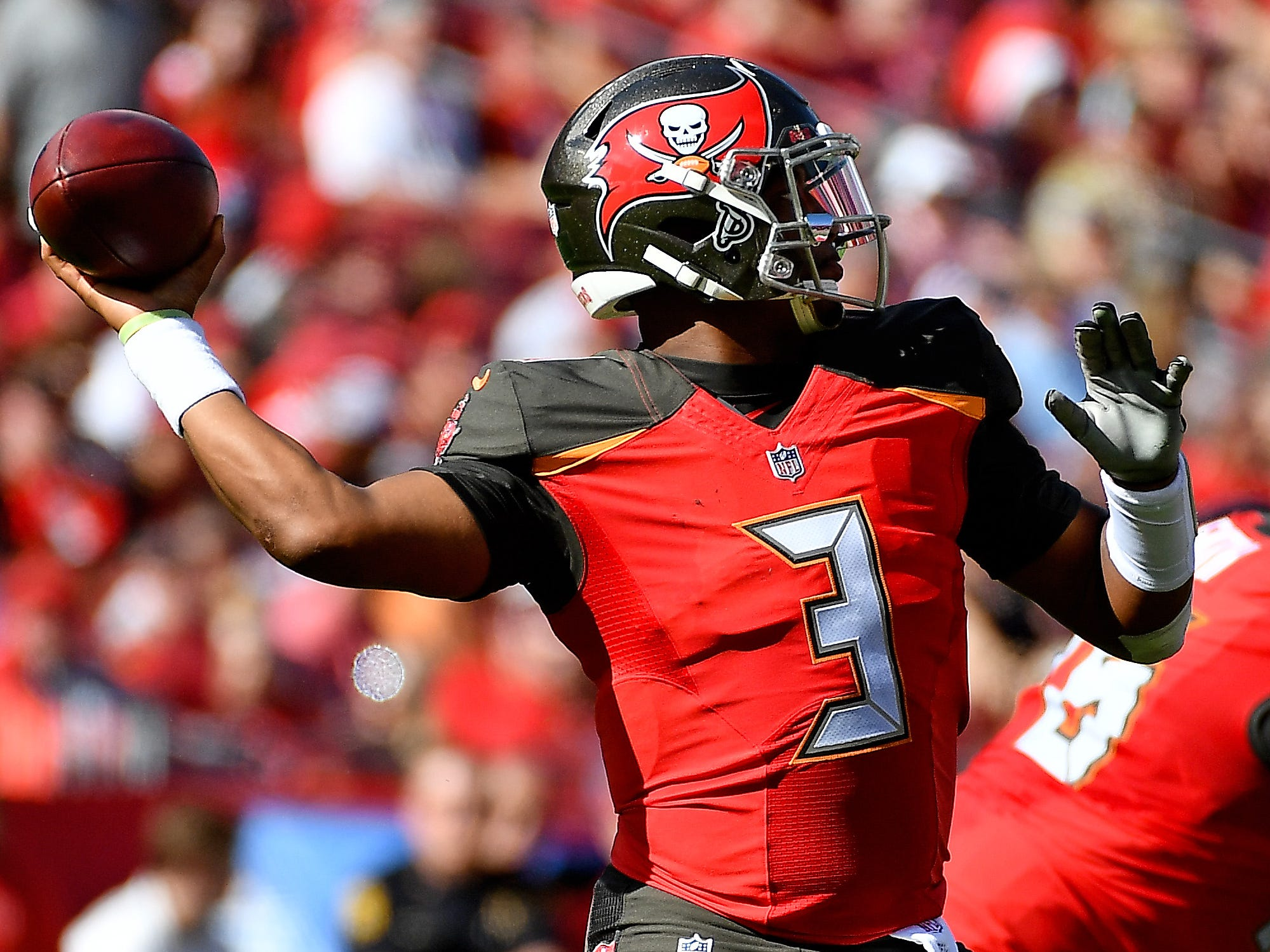 21. Buccaneers (16): Bruce Arians must be uber-confident he can win with Jameis Winston, because team hasn't added much offensively in 2019 – aside from Arians.