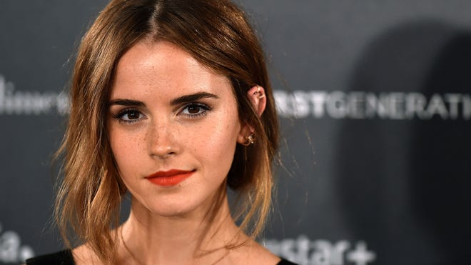 Emma Watson Says She S Self Partnered Not Single In Vogue Interview