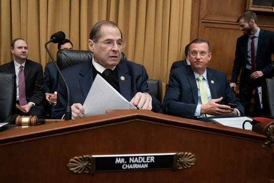 House Judiciary Committee Chairman  Jerrold Nadler leads efforts by House Democrats to subpoena testimony and documents from the Trump administration.