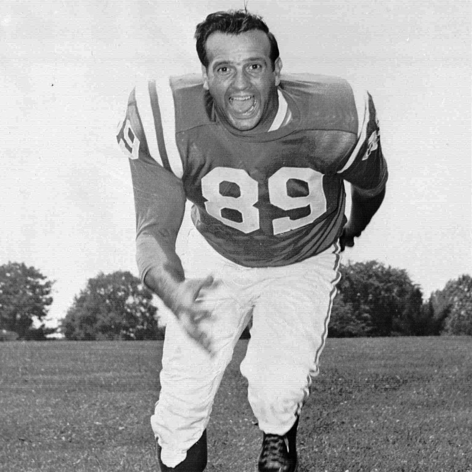 Gino Marchetti, Baltimore Colts legend known in York for hamburger chain, dies at 93