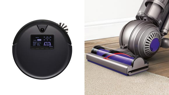 Save up to 50% today only on select vacuums and cleaning supplies at The Home Depot.