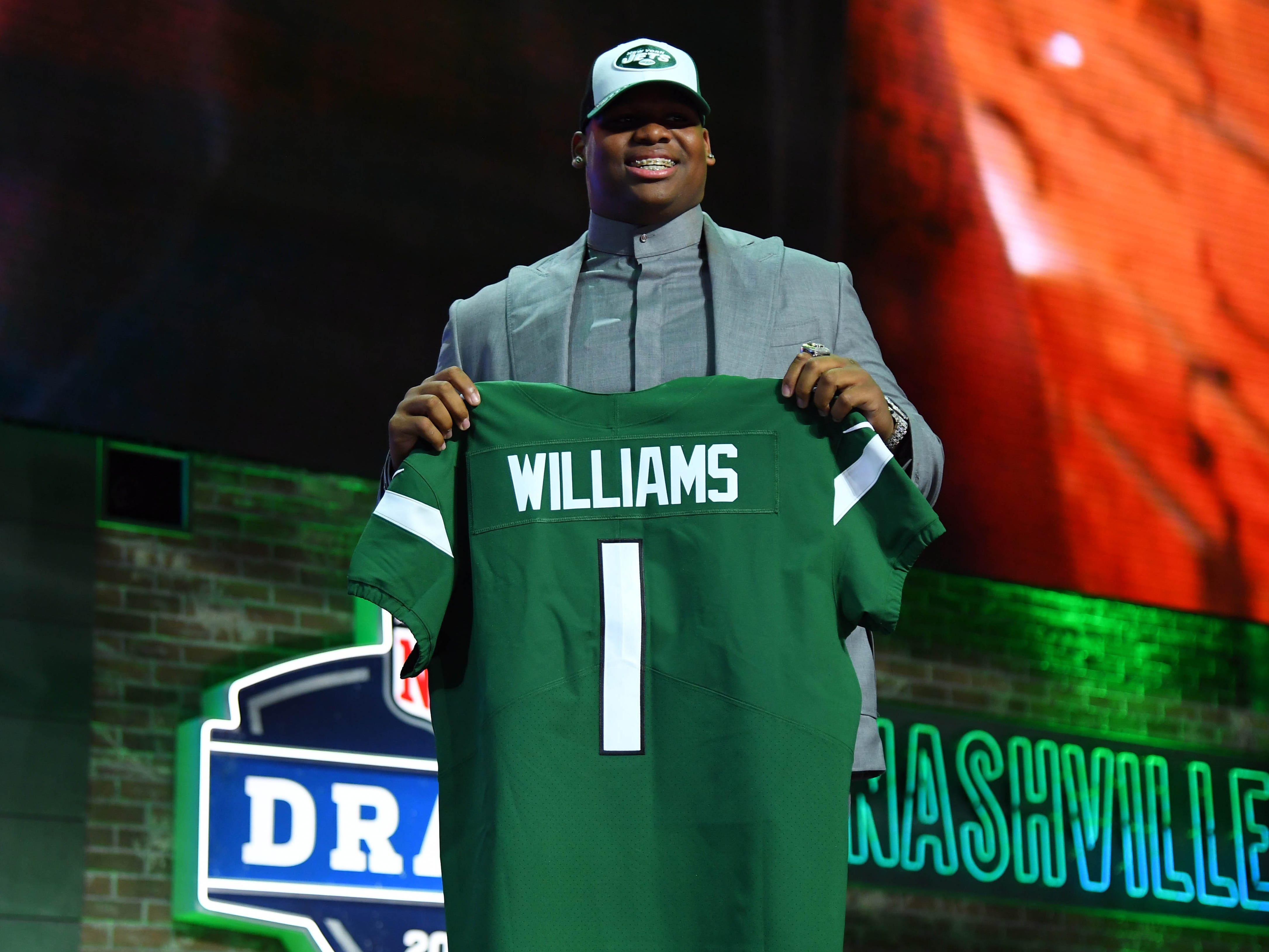 24. Jets (22): If you want to be strong up middle defensively, really can't do much better than rookie DL Quinnen Williams, ILB C.J. Mosley and S Jamal Adams