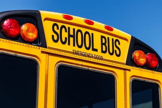 A school bus is shown in this file photo.