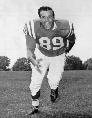 Gino Marchetti, football, 1927-2019