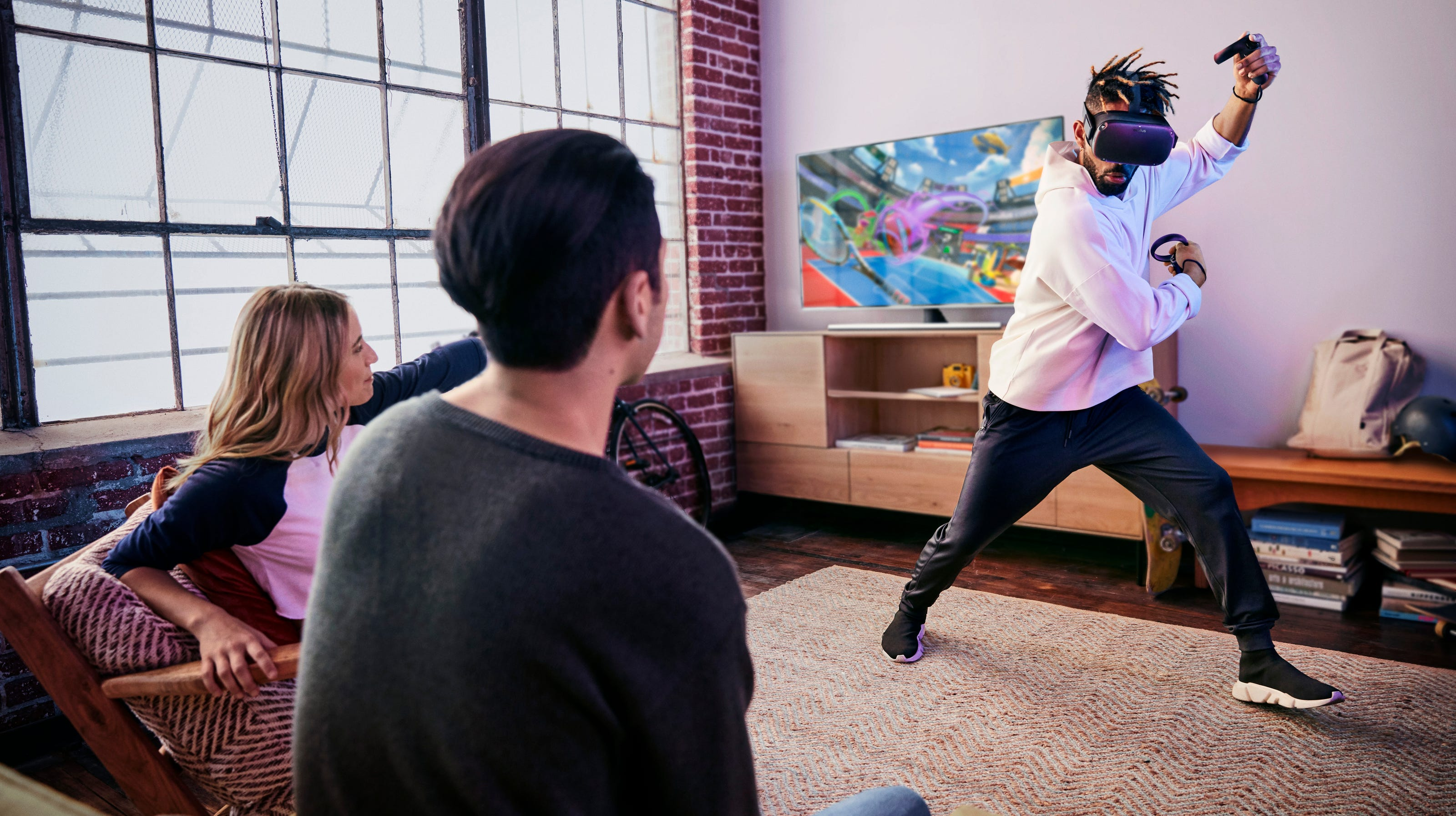 Oculus Quest: Five top virtual reality video games for new VR headset