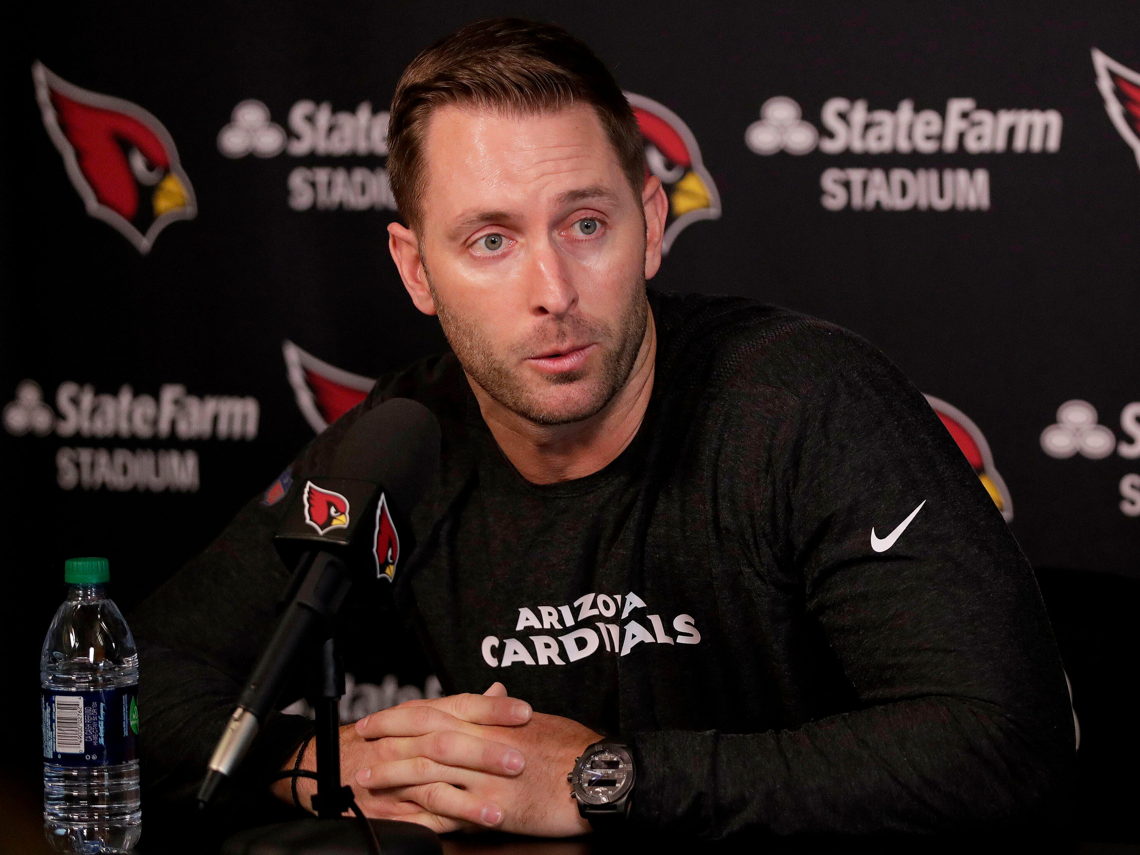 29. Cardinals (28): Had as good a draft haul as anyone. But will they catch league off guard with Air Raid, or will Kliff Kingsbury struggle with implementation?