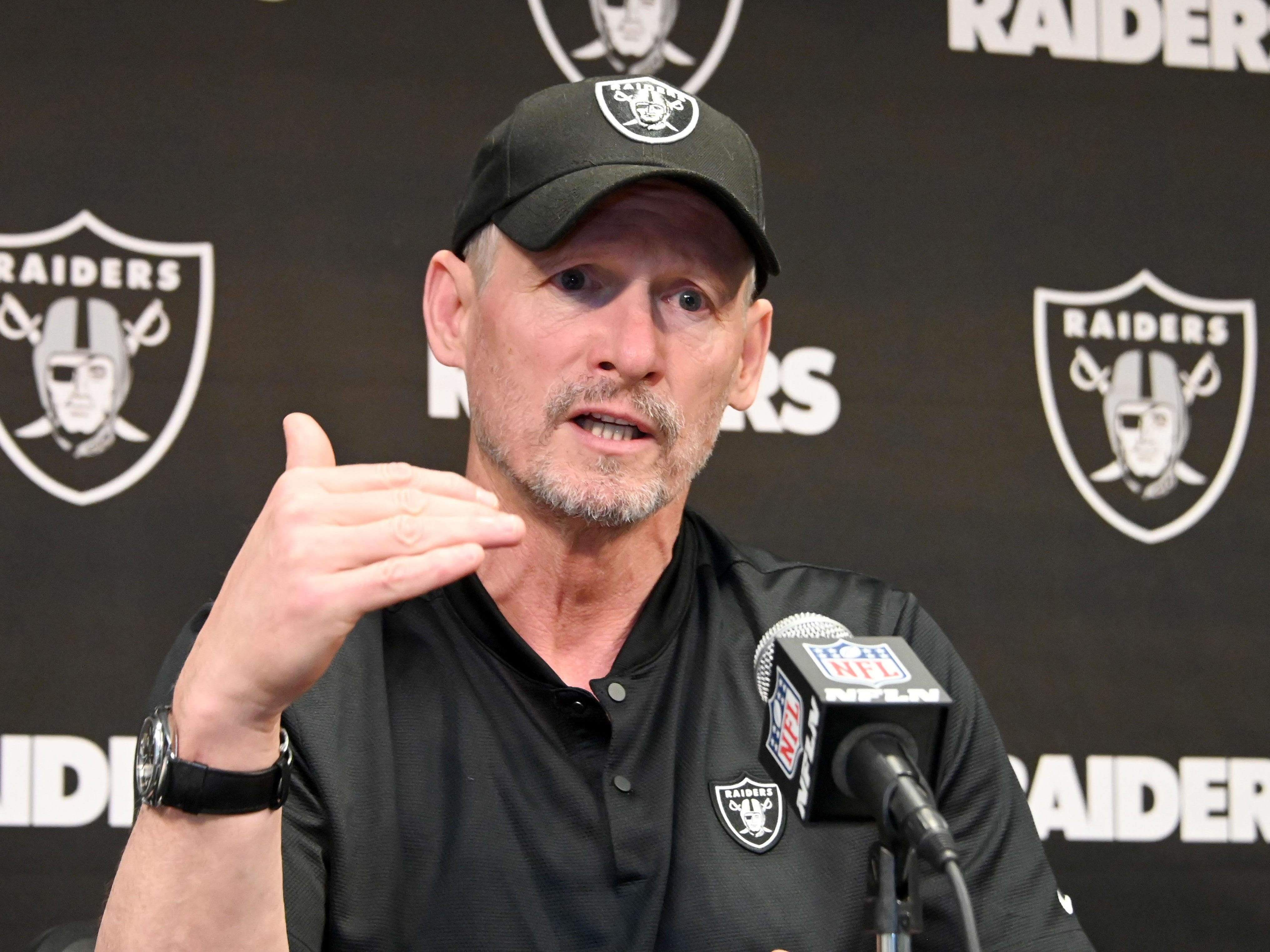 22. Raiders (23): GM Mike Mayock and Jon Gruden have wasted little time upgrading roster. Now it remains to be seen how well all these new parts mesh.