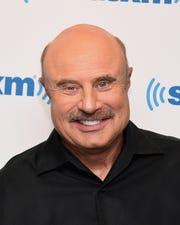 Talk Show Host Dr. Phil McGraw visits SiriusXM Studios on April 24, 2019 in New York City.