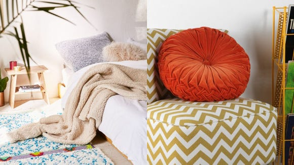Get 40% off select home decor items at Urban Outfitters now.