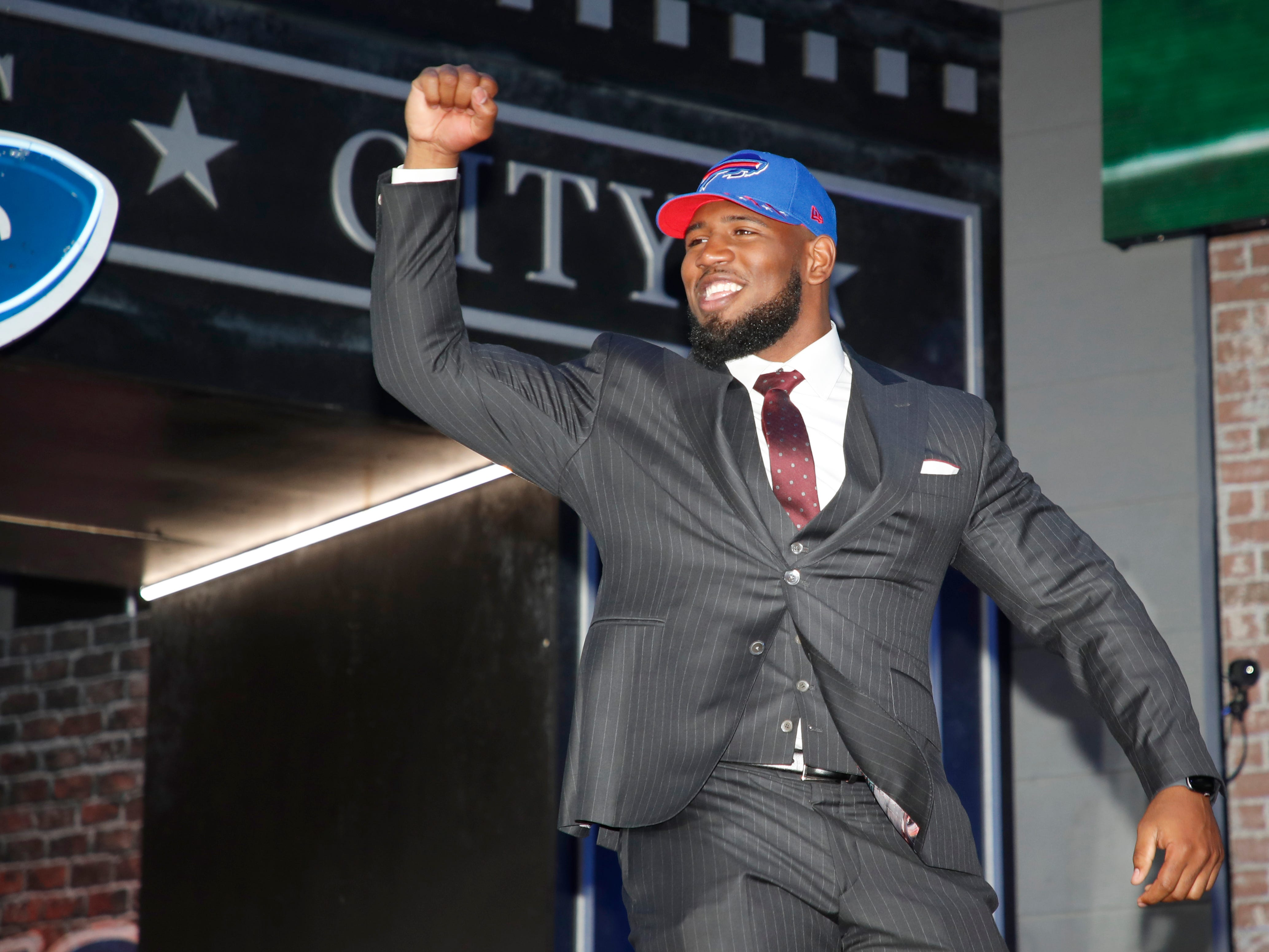 25. Bills (24): When you're under radar, you're poised to inflict damage. Buffalo appears ready to do so after quietly amassing free agent and rookie talent.