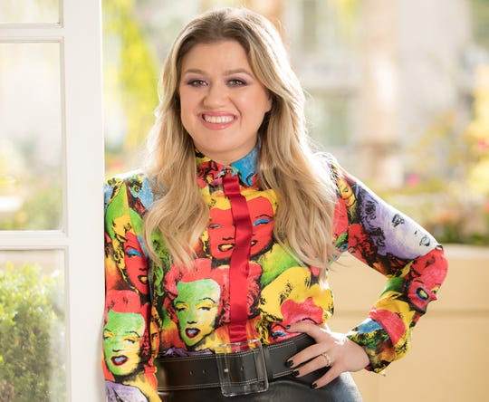 "Kelly Clarkson voices the imperfectly perfect doll Moxy in the animated movie ""UglyDolls."""