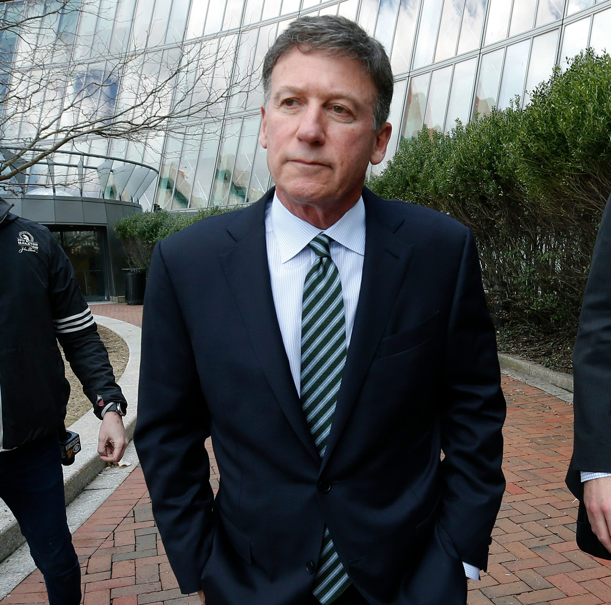 Wealthy California couple pleads guilty in college admissions scandal