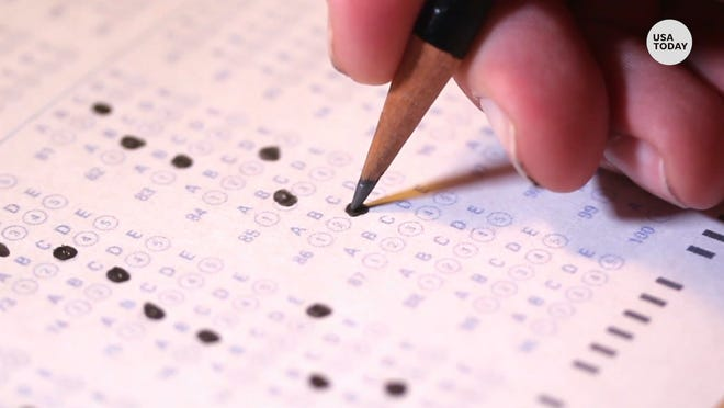 Only three Rapides Parish high schools saw an increase in their average ACT scores during the 2019-20 academic year, leading to a drop in the district's average for the fourth straight year.