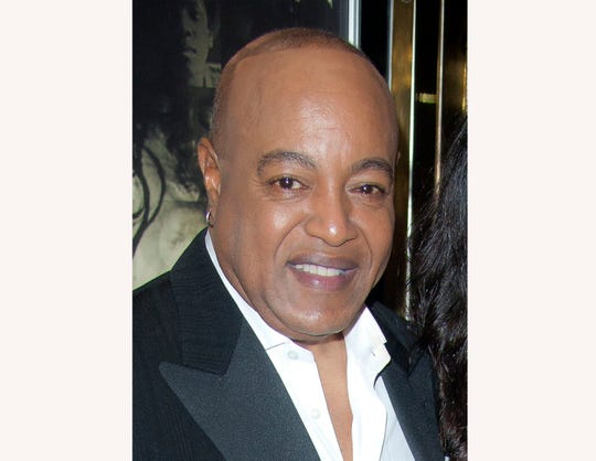 """Peabo Bryson at the European premiere of """"Michael Jackson: The Life Of An Icon,"""" in London on Nov. 2, 2011."""