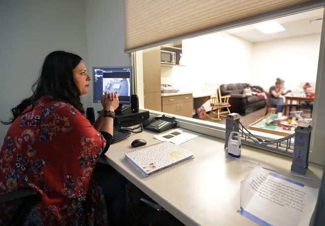 Teresa Fernandez is a home consultant with Outagamie County's Children, Youth and Families Division. She was featured in reporting about social workers burning out by USA TODAY NETWORK-Wisconsin in May.