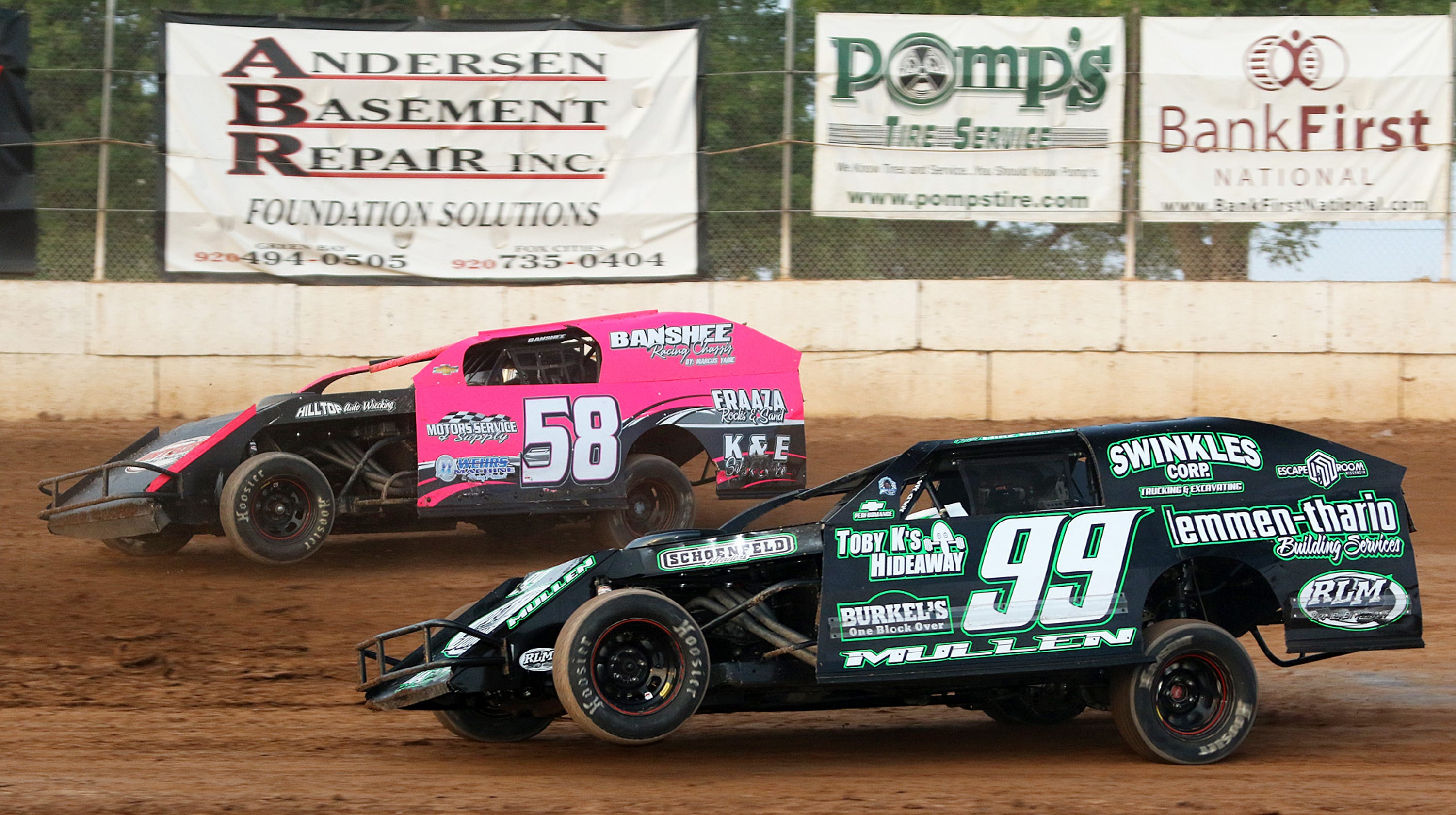 Eastern Wisconsin Stock Car moves weekly racing to Friday nights