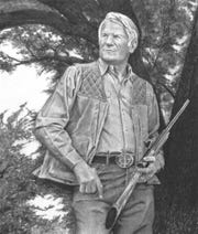 Myrle Greathouse enjoyed hunting and fishing, but not as much as football.