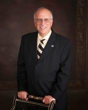 A-B Tech President Dennis King