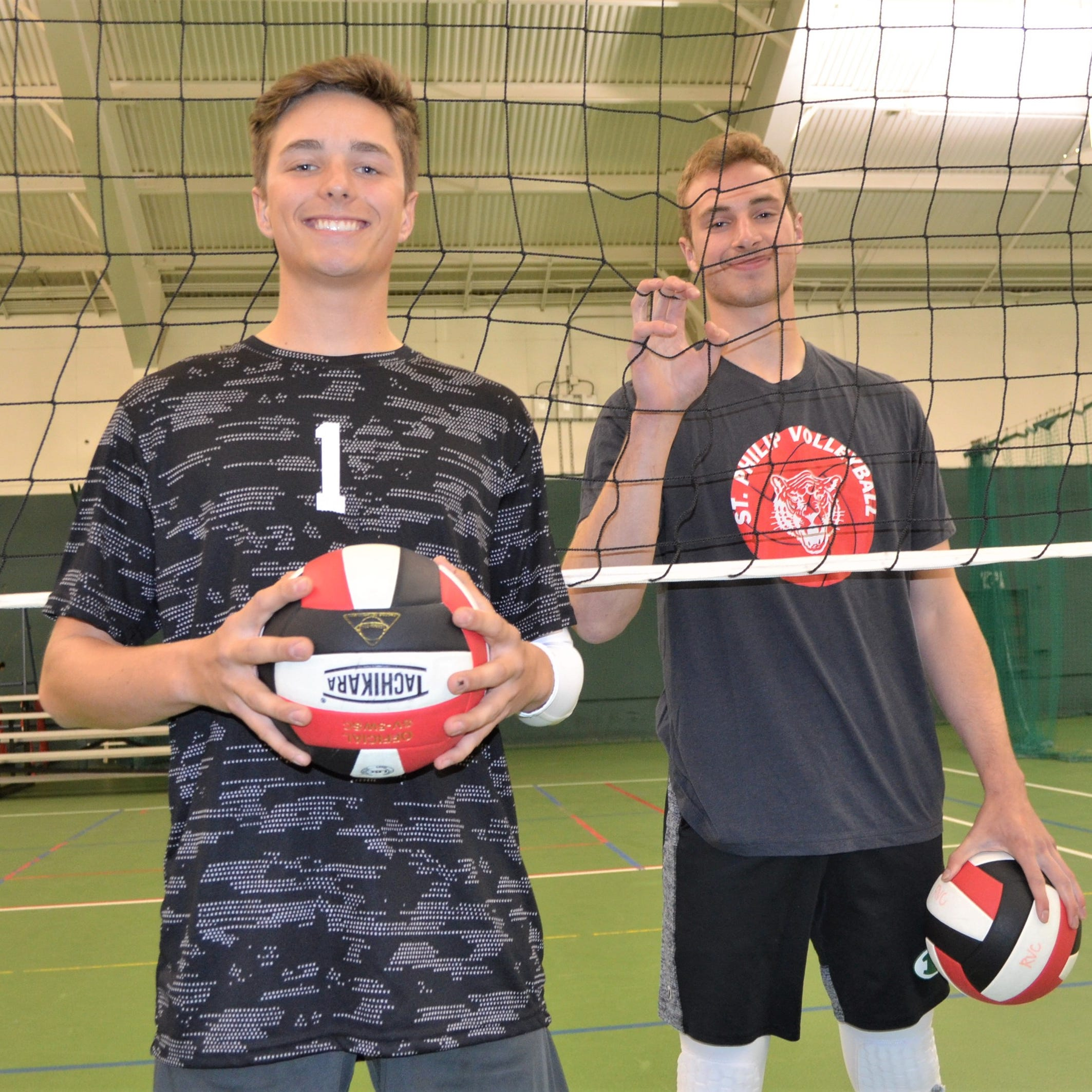 The New Boys Club: League giving boys a chance to play high school volleyball, too