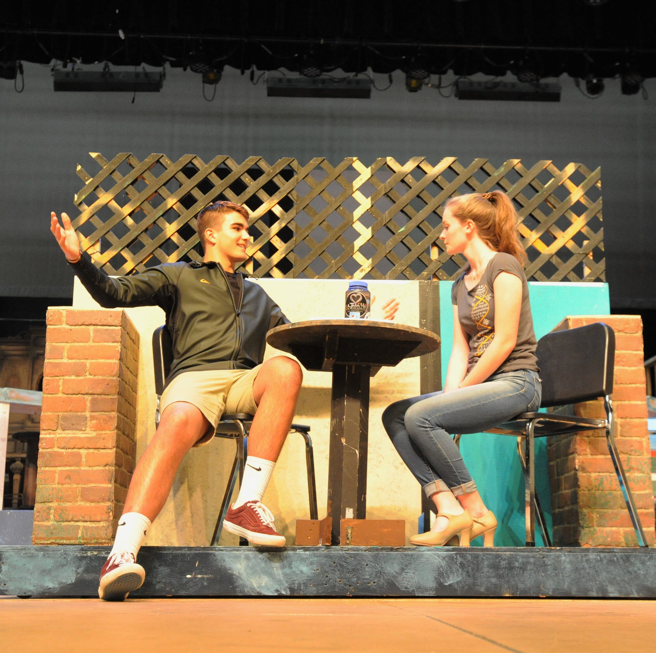 Owen performers look to break a leg with spring musical