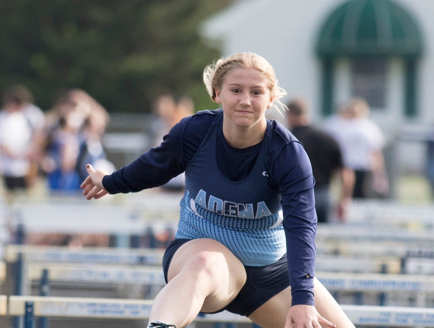 Adena, Huntington, Paint Valley, Southeastern, Unioto, and Zane Trace participated in the annual Ross County Meet on April 30, 2019.