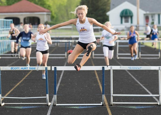 The Scioto Valley had many athletes who had big performances this season as 2019 was a record-breaking season for several local athletes.