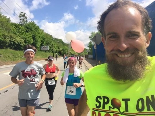 Harvey Lewis will run his 21st Flying Pig Marathon on Sunday, May 5.