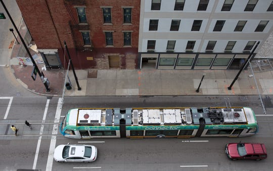 Will taxpayers have to bail out the streetcar? Maybe. There's a projected budget deficit.