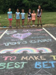 TOPS Camp will be held from 8:30 a.m. to 4:30 P.M.June 24 to June 28,at the Somerset County 4-H Center on Milltown Road in Bridgewater.