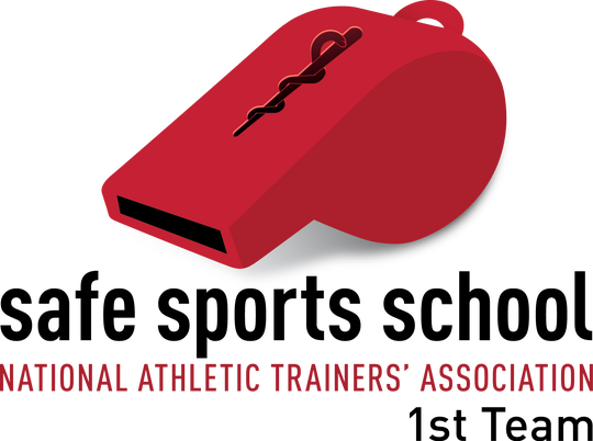 Old Bridge High School was recently presented the National Athletic Trainers' Association (NATA) Safe Sports School First Team award for its sports medicine program.
