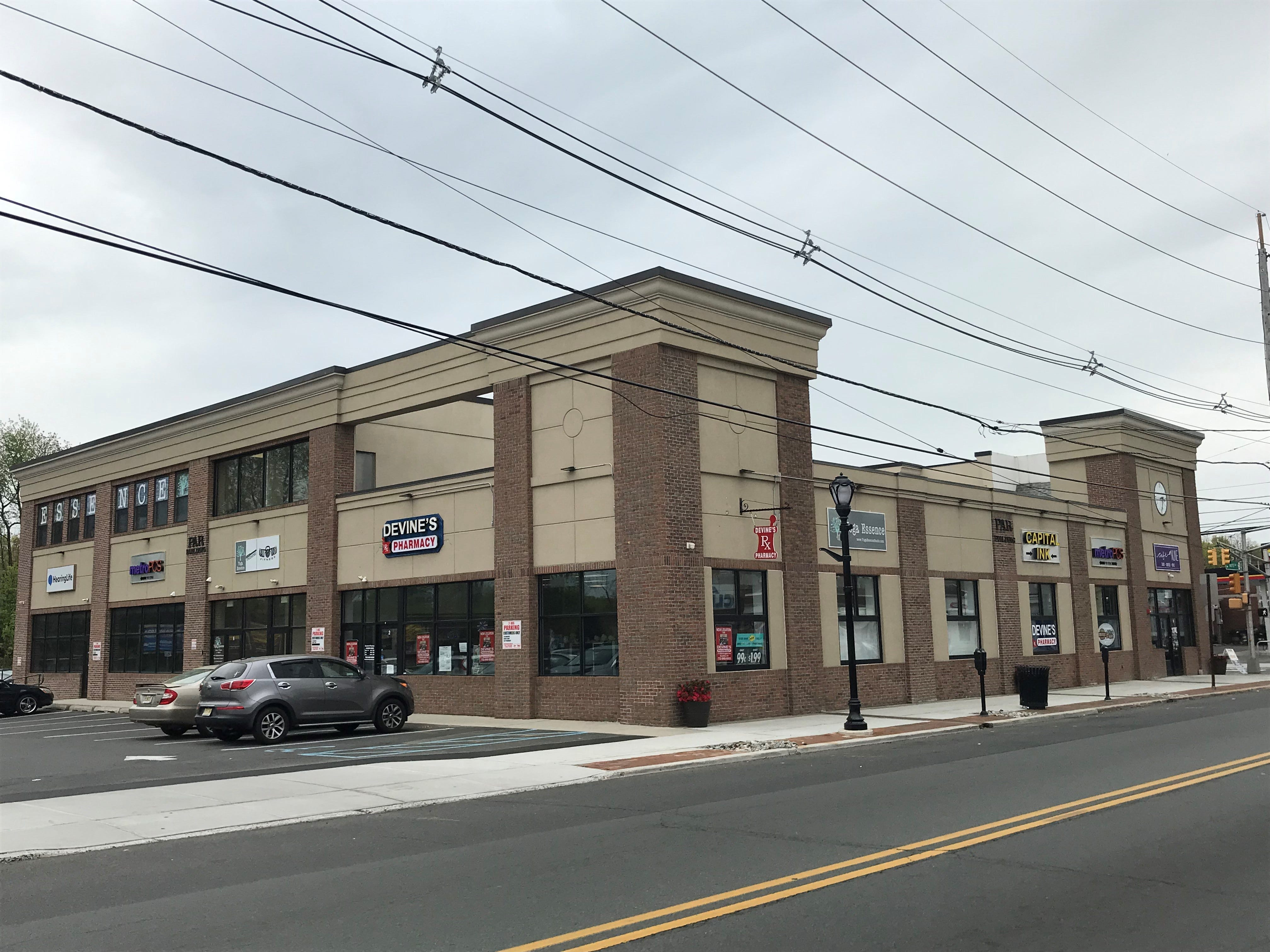 A look at Dunellen's recently redeveloped and named PAR Building, which will be dedicated to its original owner, Peter A. Riccio, on June 2 with a free community event.