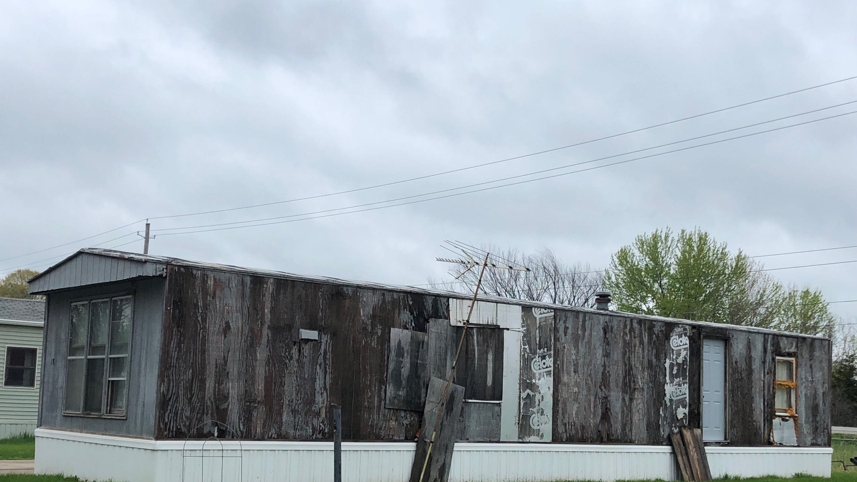 Mobile home tenants wary of investor firm with history of - Problems with modular homes ...