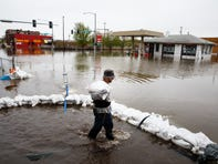 It's a record: Iowa has wettest 12-month period since official records began in 1895