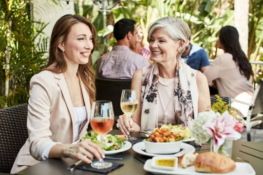 Bonefish Grill in West Des Moines will be offering Mother's Day brunch specials.
