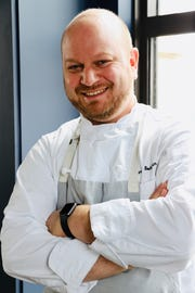 Chef Jared Bobkin of the Monarch Club