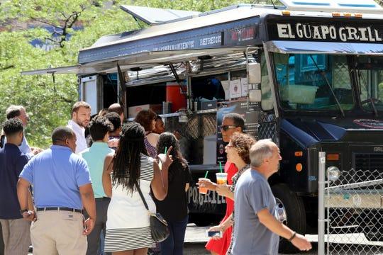 El Guapo Food Truck.