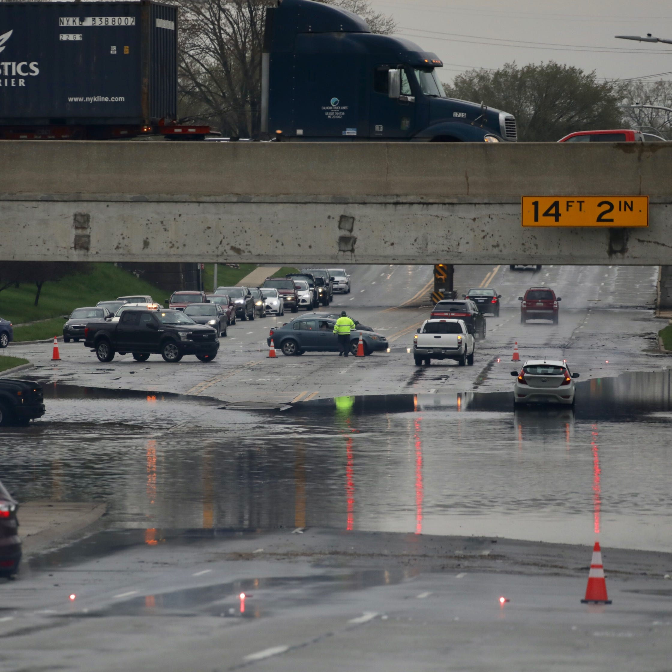 Finally, metro Detroit gets a reprieve from rain this weekend