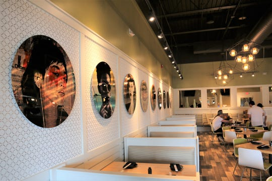 The former Bagger Dave's in Bloomfield Township has been transformed into Zao Jun, a pan-Asian restaurant from the team behind Birmingham's Adachi.