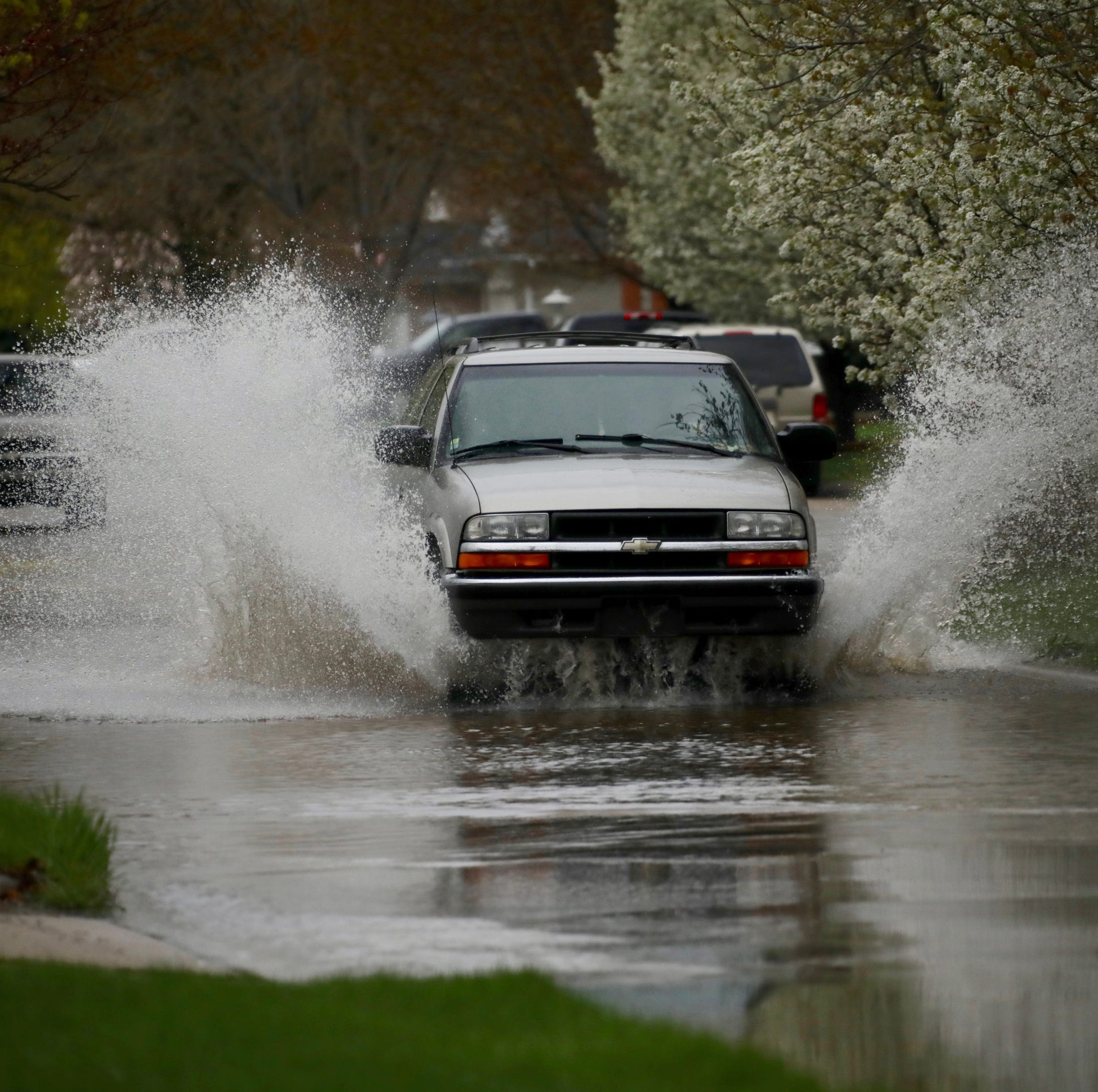Metro Detroit rain shatters 57-year-old record for April 30