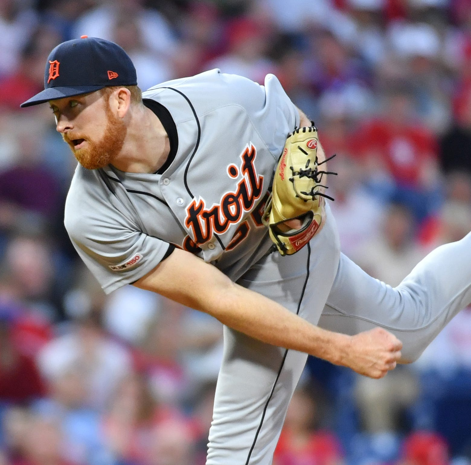 Detroit Tigers' Spencer Turnbull effectively wild enough for 2nd win of 2019