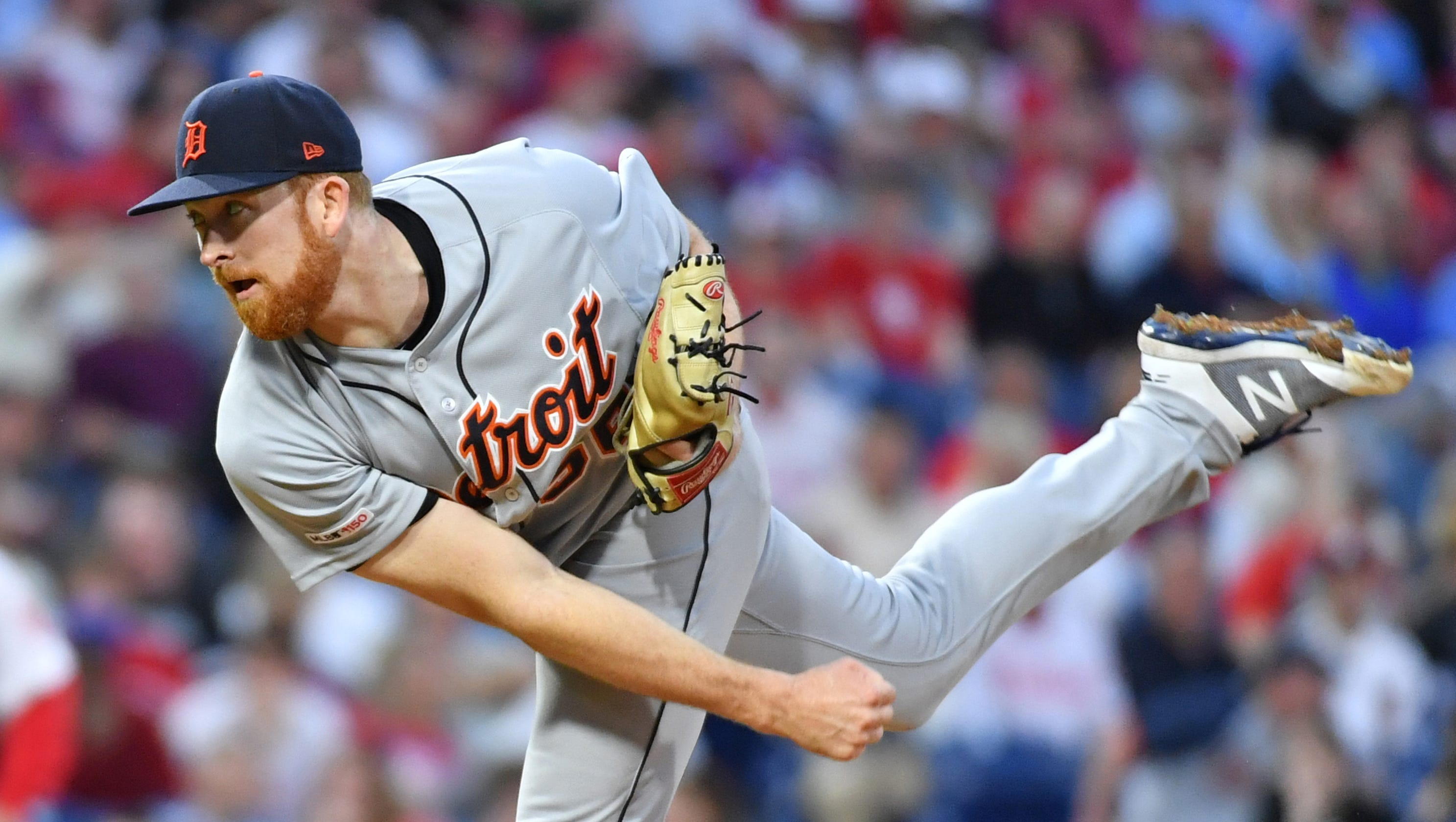 d75fcd66e Detroit Tigers  Spencer Turnbull effectively wild in 2nd win