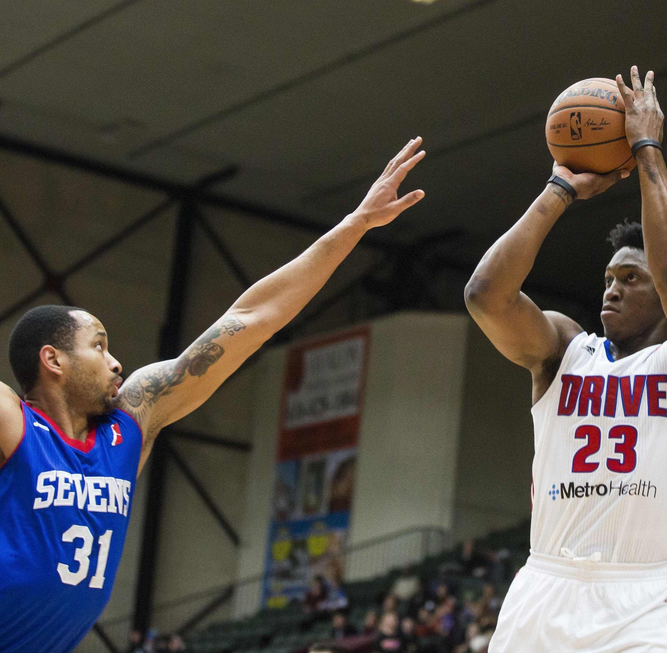 Grand Rapids Drive balk at proposed move to Detroit