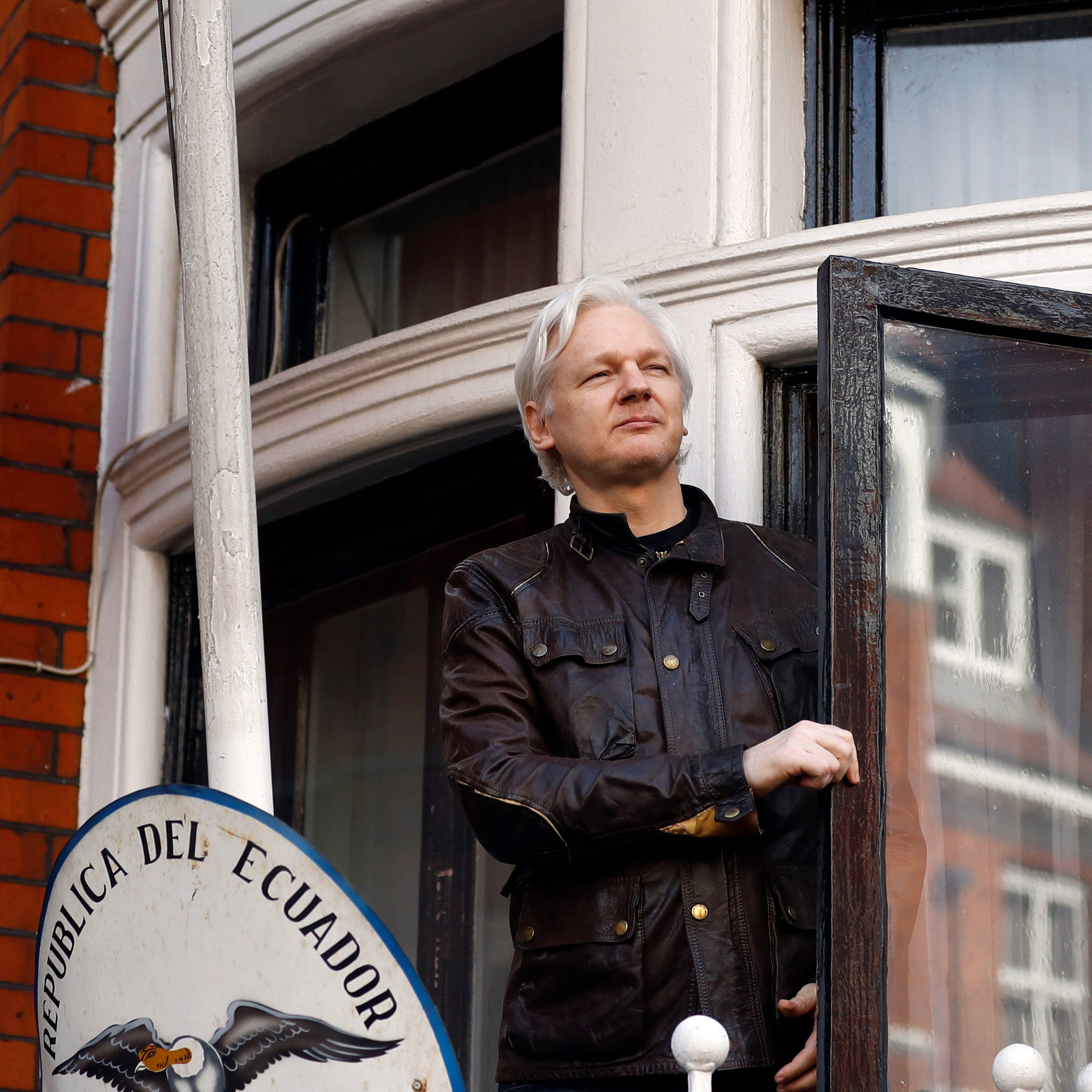 WikiLeaks' Assange gets nearly year in prison for bail-jumping